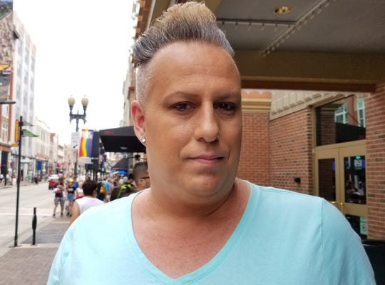 Rennea Williams answers what her perspective is on the issues facing the LGBTQ community in East Tennessee.