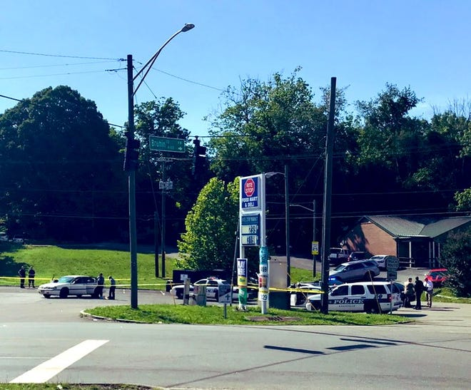 KPD responds to shooting in North Knoxville