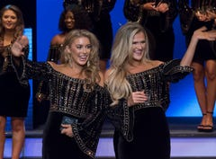 Miss Louisiana 2019: Miss Belle of D'Arbonne, Miss La. Watermelon Fest win Night 2 prelims