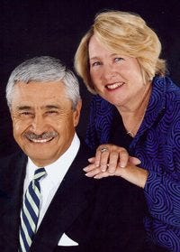 José and Joan Uranga started their second scholarship to support NMSU students.
