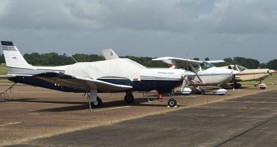 The St. Landry Parish Airport welcomed aviators and visitors Saturday as a Fly-In, hosted by new manager, David Allen, was held. Guests had a chance to tour the facility, have refreshments and fellowship among the visiting pilots.