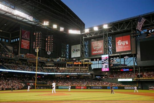 The Arizona Diamondbacks and Gov. Doug Ducey have said they are open to the MLB playing in metro Phoenix.