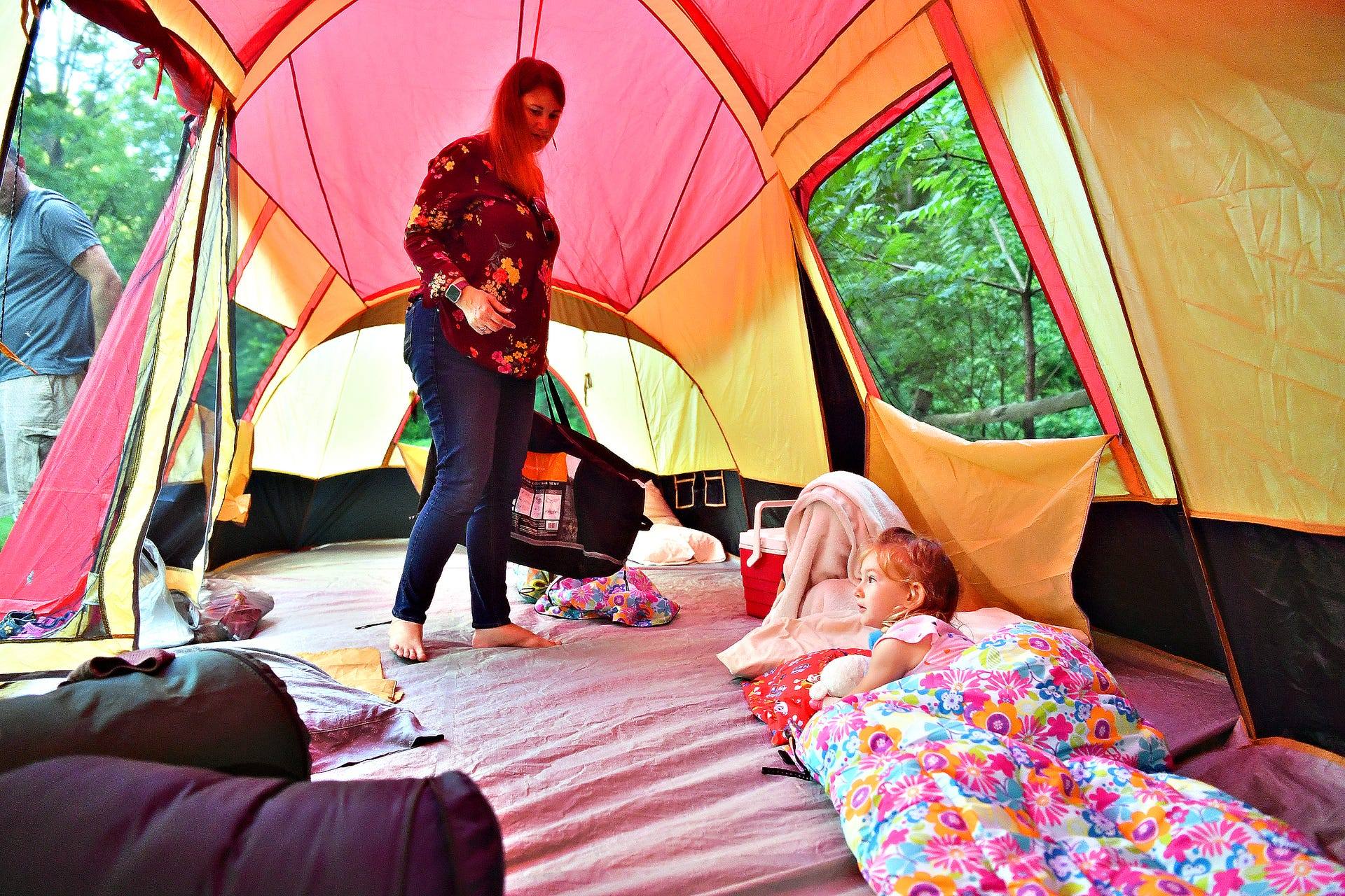 PHOTOS: Summer Solstice Campout at Nixon County Park
