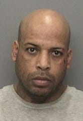 Rosario Louis Clark Date of birth: Sept. 28, 1978 Vitals: 6 feet; 235 lbs.; black hair/brown eyes Charge: Violation of probation