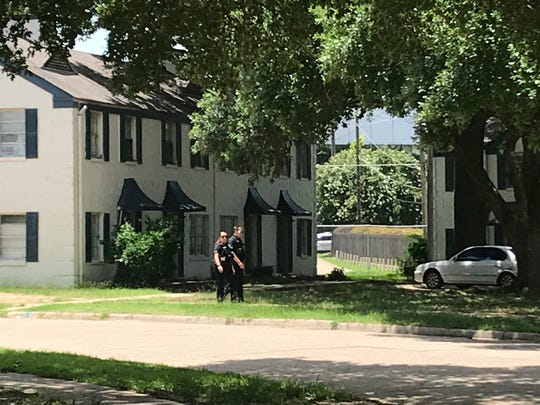 Shreveport police answer to a capturing on Dudley Drive on Saturday, June 22.