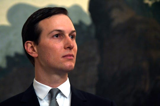 White House adviser Jared Kushner presented the economic portion of his Mideast peace plan in Bahrain, with some key players missing.