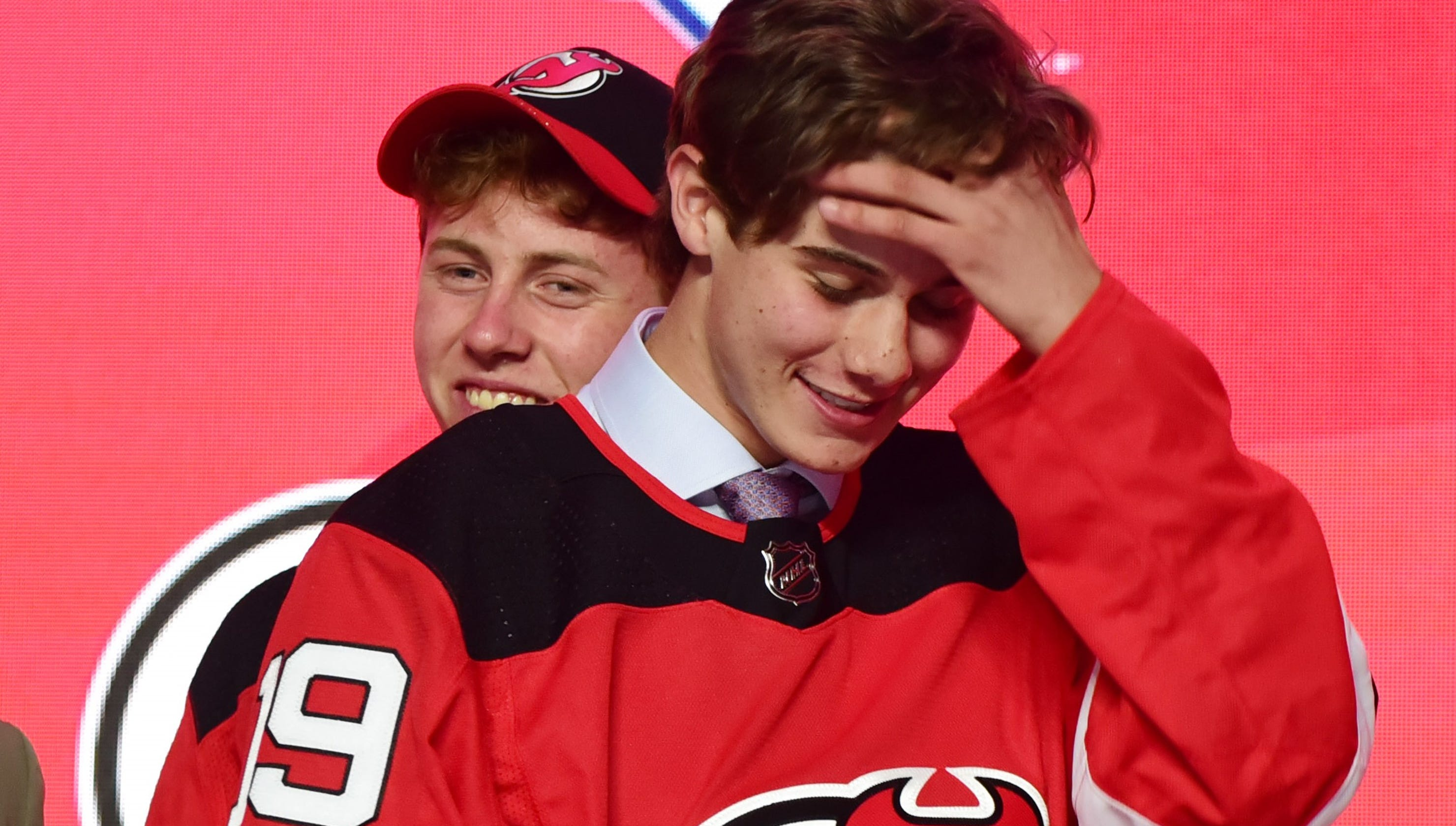 NHL draft: Devils take Jack Hughes with No  1 pick