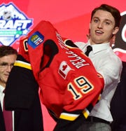 No. 26: Left wing Jakob Pelletier, Calgary Flames.
