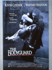 "Movie post of ""The Bodyguard"""