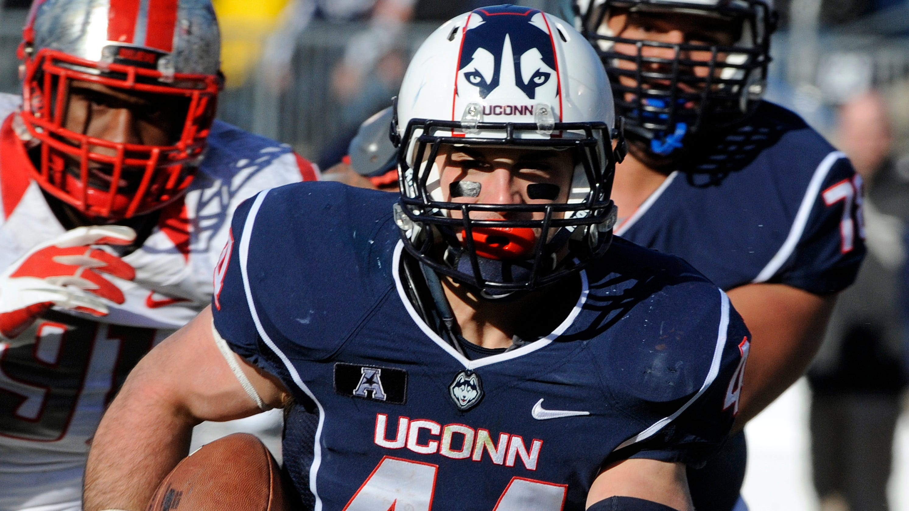 UConn rejoining the Big East means it has given up on football