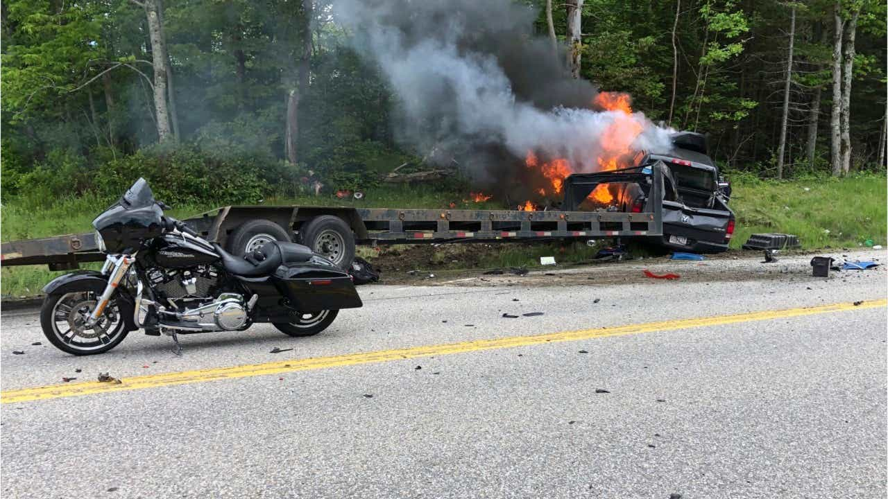 Image result for new hampshire motorcycle crash