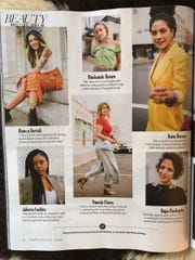 Page 60 of the July 2019 issue of Marie Claire.