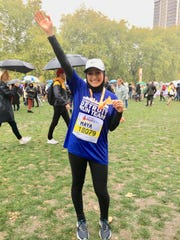 Maya Ghandour is the New Balance Runner of the Week.