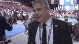 Hakan Andersson, the Red Wings' director of European scouting, breaks down the team's draft picks Saturday.