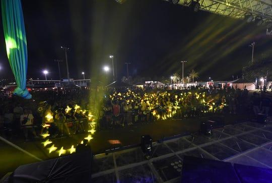 The Electric Island Festival at Guerrero Field in Hagåtña June 22.