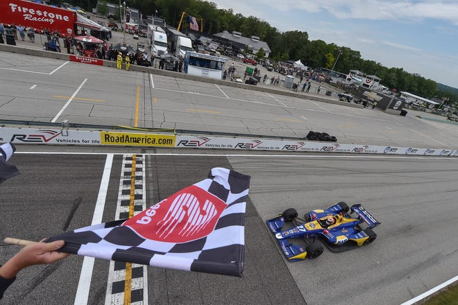 Road America's IndyCar weekend is expected to move from June to July and become a doubleheader.