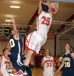Port Clinton's Ryan Hicks a slam dunk for hall of fame.