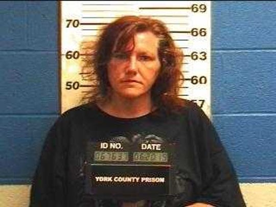 Michelle Brenneman, arrested for aggravated assault, robbery and use/possession of drug paraphernalia.