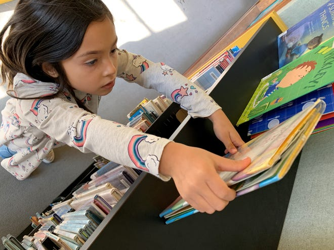Tulare County's library system has a plan to eliminate late fees.