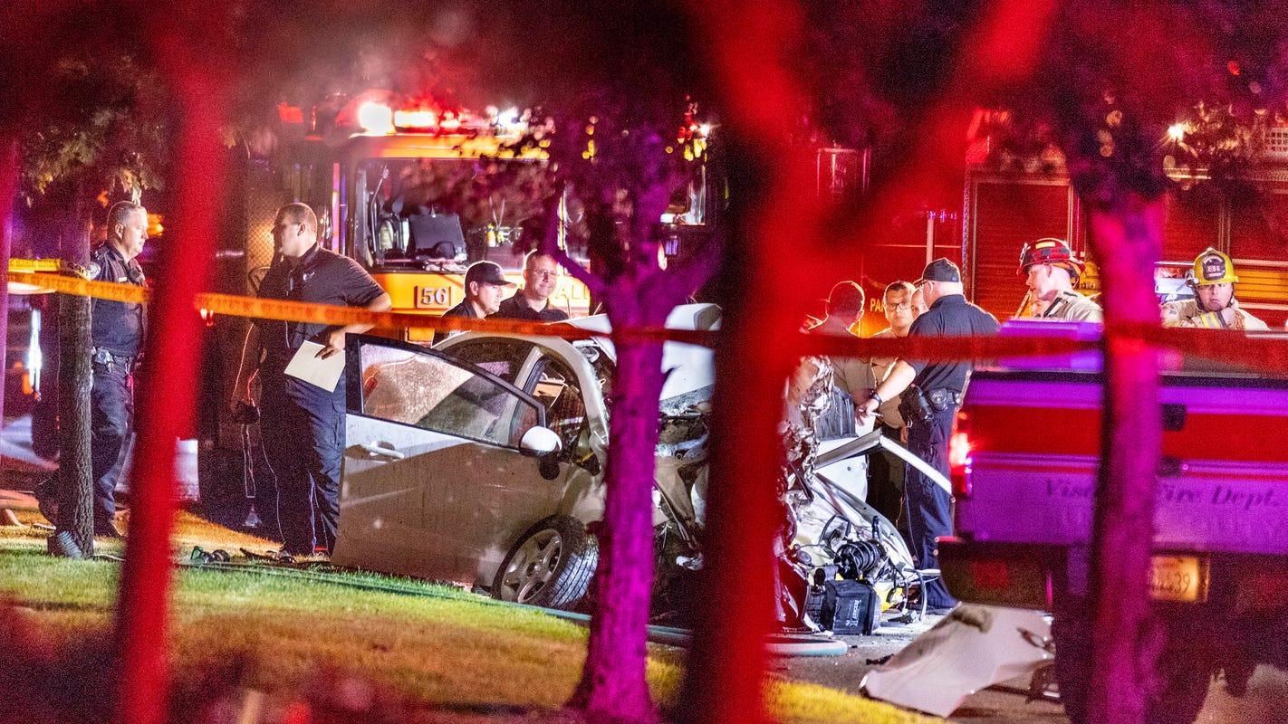 UPDATE: Teen identified in deadly crash, police investigate