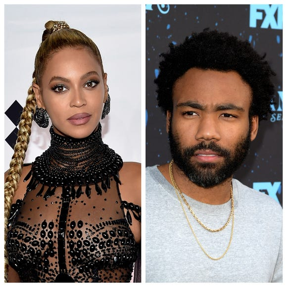"It's exactly the duet we hoped for: Beyoncé and Donald Glover on ""Can You Feel the Love Tonight."""