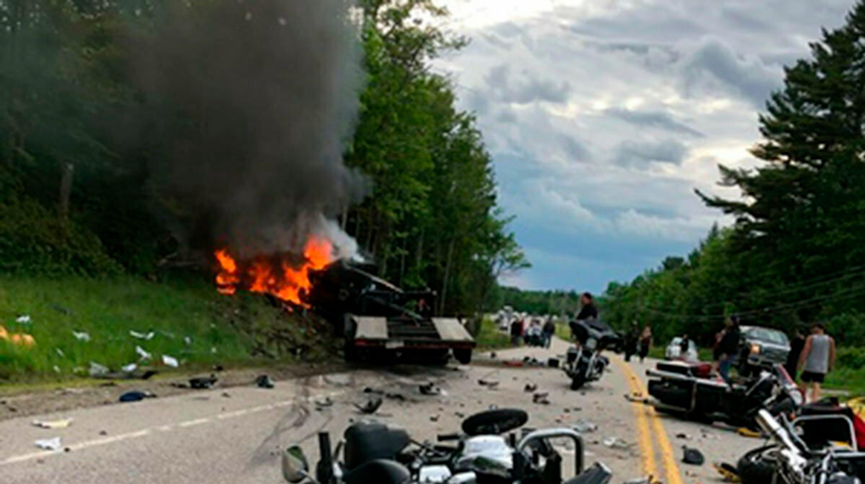 Motorcycle community mourns 7 killed in 'devastating' New Hampshire biker crash - USA TODAY