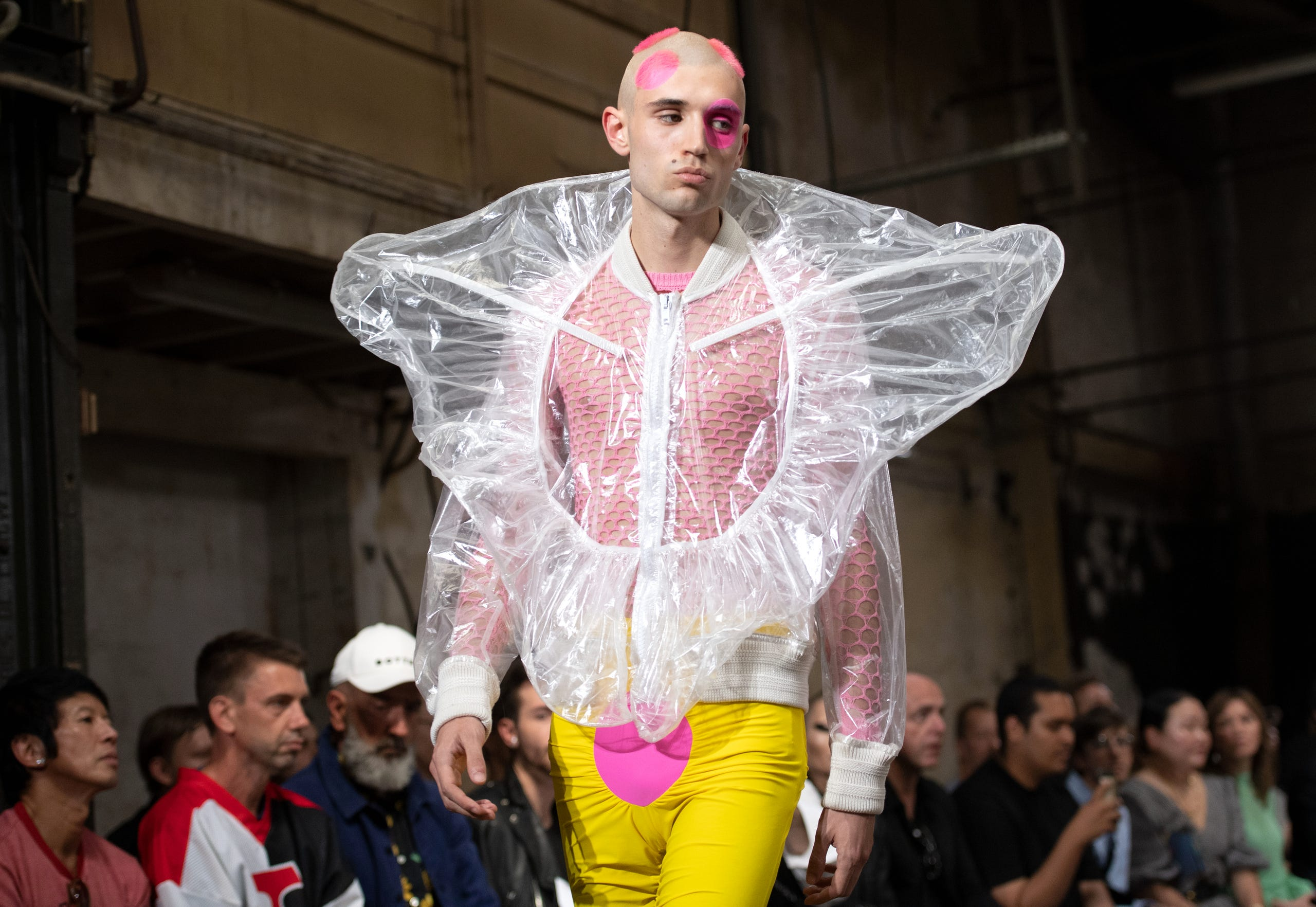 Paris Fashion Week The Wackiest Menswear Looks For 2020