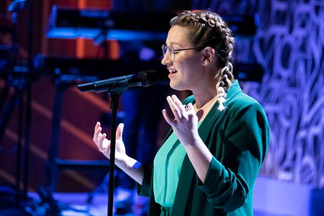"Pollock native Rachel Smith, stage name Remmi, performed on the NBC show ""Songland"" recently."