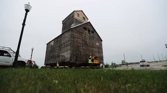 A look at the relocation of the 1901 Teweles and Brandeis Granary