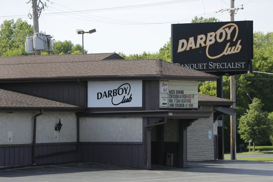 The Darboy Club will close Sunday in Harrison.
