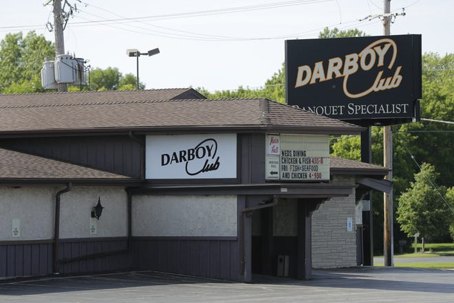 The Darboy Club closed June 30 in Harrison. The property and contents are now being sold in an online auction.