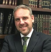 Rabbi Yitzchok Feldheim of Jackson