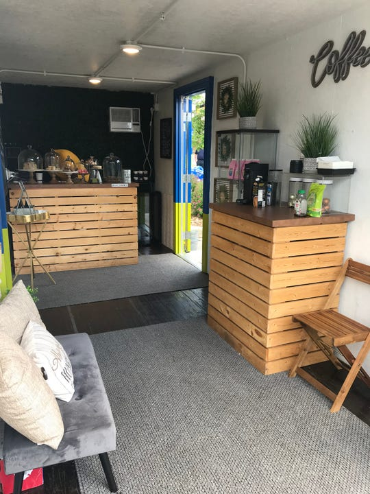 JJ's Sweet Treats is a new bakery open at the BC Cargo Pop-Up Shop Marketplace in downtown Battle Creek. Seven small businesses take over  shipping containers to sell their products out of inside the marketplace located at 35 W. Hamblin Ave.