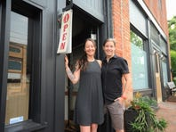 Amber Willsey, left, and Vicki Preston, who became part owners of Dark City Deli in October of 2017, opened North Fork Kitchen on May 31.