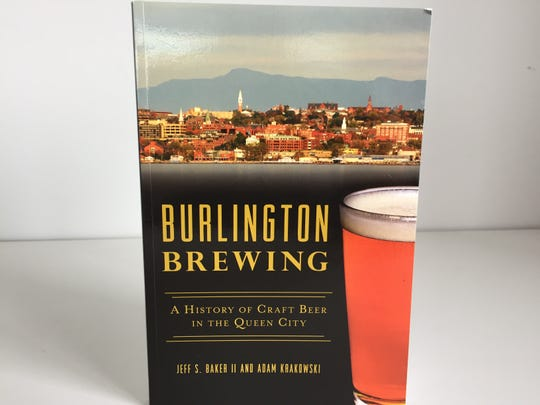 """Burlington Brewing"" highlights the history of beer in the Queen City."