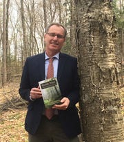 "Michael Snyder, Vermont's commissioner of Forests, Parks and Recreation, authored ""Woods Whys: An Exploration of Forests and Forestry."""