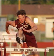 Sinton High School student Gavin McFarland, 16, was shot and killed over the weekend. His mom, Christine Kidd McFarland, said that he had a goal of going to state in track.