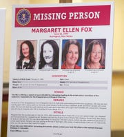 A press conference was held at the Burlington City municipal building on Monday, June 24, 2019 announcing that the FBI offered a $25,000 reward and released new evidence in the 45-year-old cold case of a missing Burlington City teen Margaret Ellen Fox.