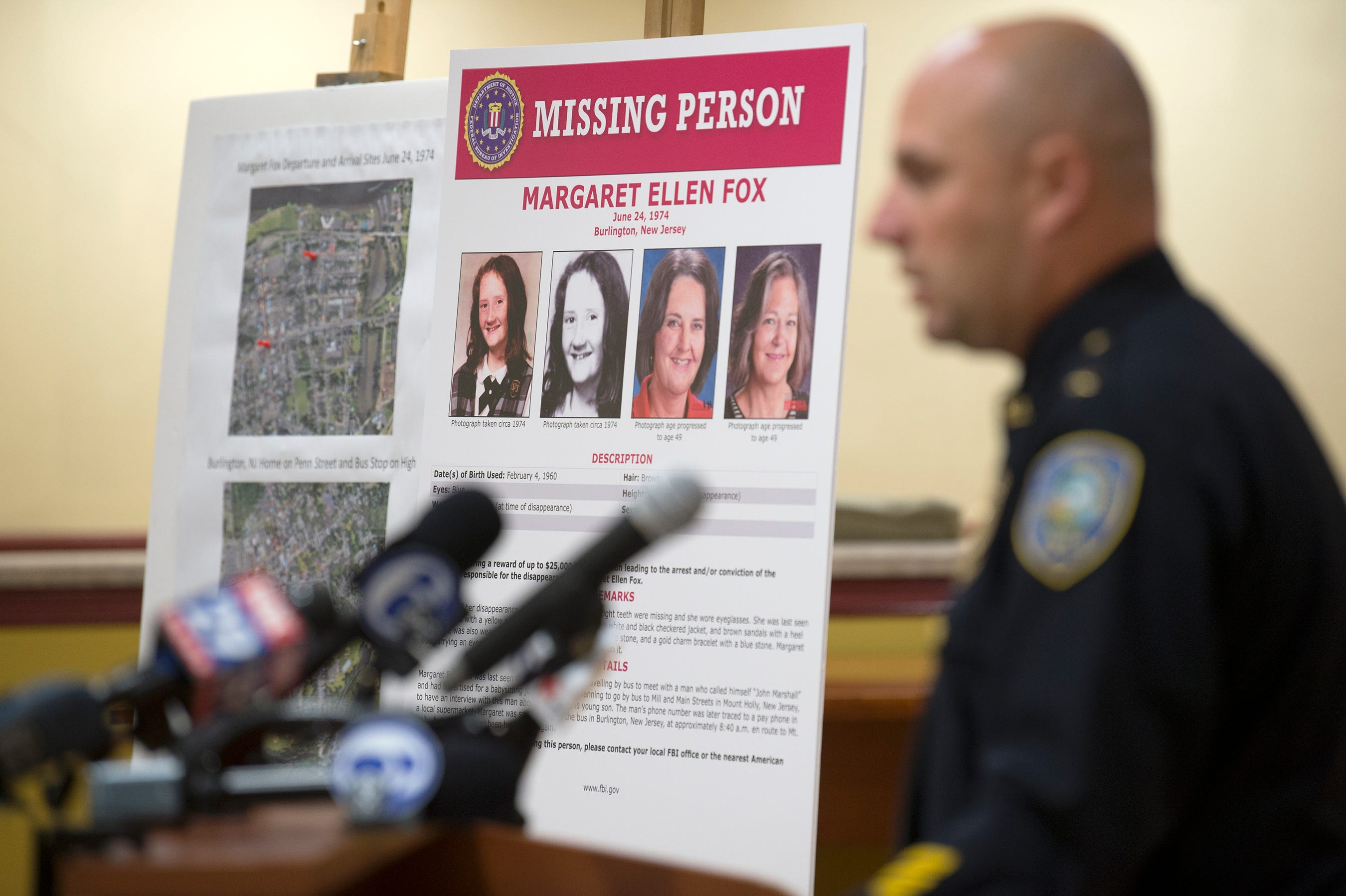 FBI releases audio file in 14-year-old babysitter's 1974 disappearance