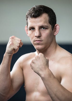 Chillicothe High School graduate Isaac Steele will fight in LFA 70 on Friday and could potentially fight in the UFC with a win. Steele has a 7-1 professional MMA fighting record.