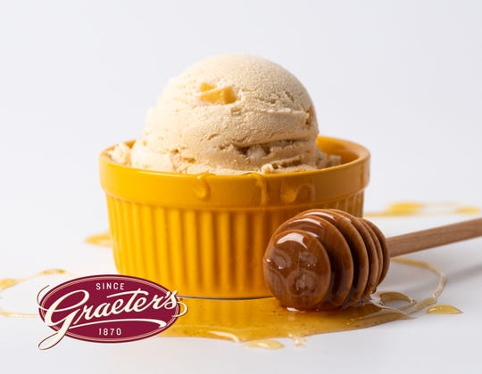 Graeter's Ice Cream releases its third 2019 bonus flavor, B105 Honeycomb.