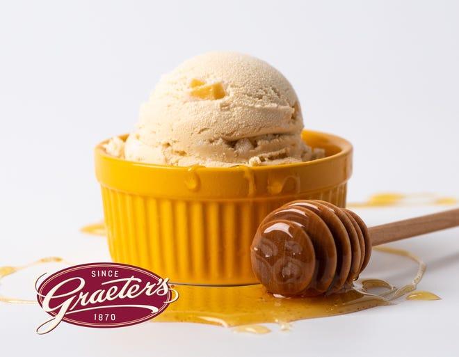 Graeter's Ice Cream releases its third 2019 bonus flavor, B105 Honeycomb.