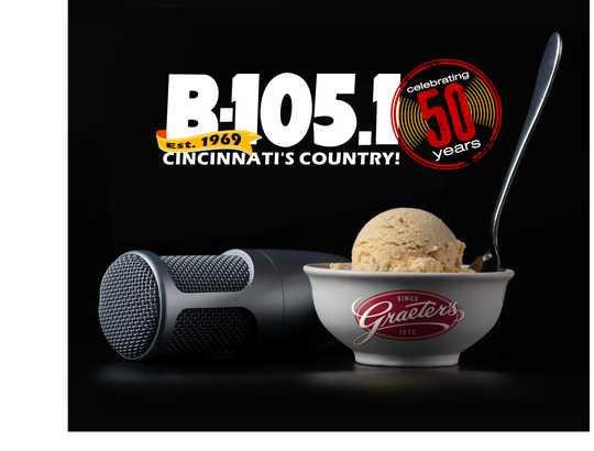 Graeter's Ice Cream releases its new 2019 bonus flavor, B105 Honeycomb.