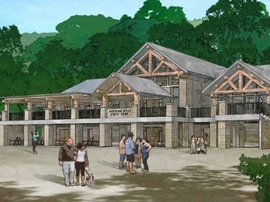 Hikers rejoice: New Hocking Hills visitors' center features exhibits and indoor bathrooms