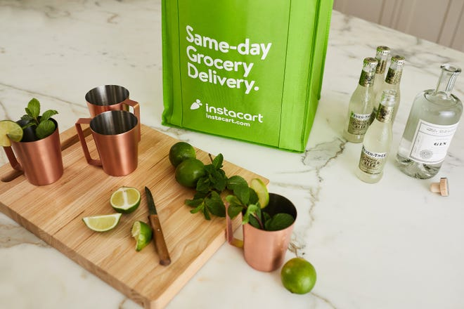 Sam's Club members can now get same-day alcohol delivery with their groceries in Cincinnati via Instacart.