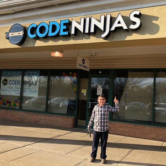 Code Ninjas center opens on June 29 at 10 a.m. and focuses on coding, robotics, and gaming activities to encourage children to pursue S.T.E.M. education.