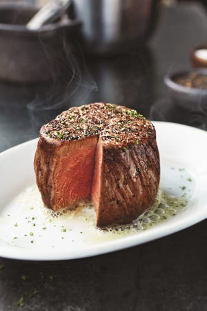 Ruth's Chris Steak House is offering a free filet if your name is Chris.