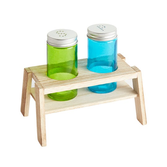 Picnic Table Salt and Pepper Shakers from Pier 1 Imports.