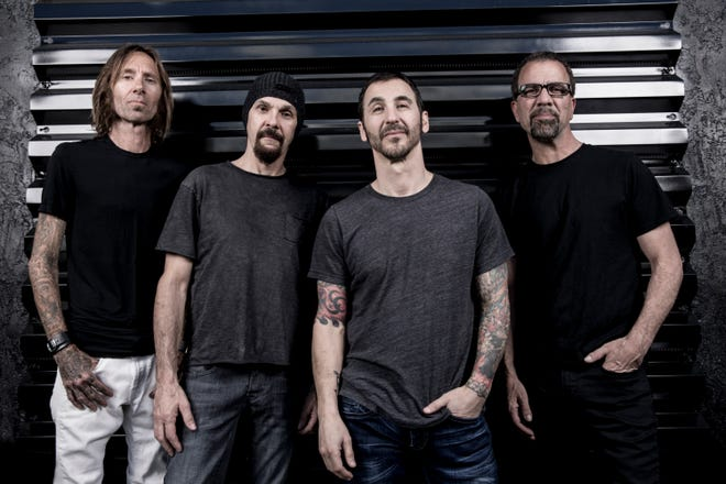 Godsmack, with opening act Halestorm, will play the Resch Center on Sept. 20 for the first of 20 dates on a fall leg of its tour.
