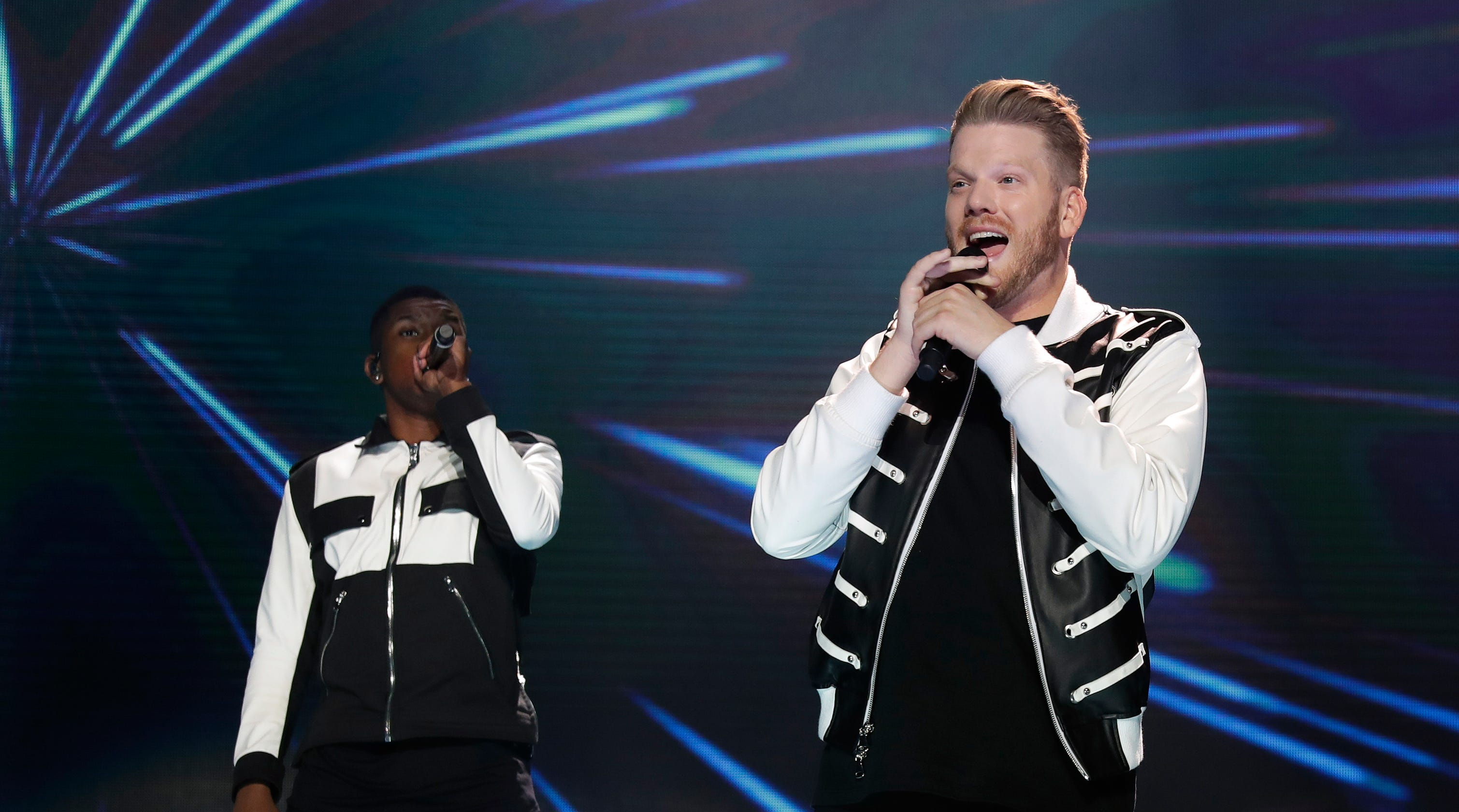 Pentatonix covers a lot of musical territory (and 'Go Pack